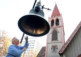 Image result for god is ringing the bell
