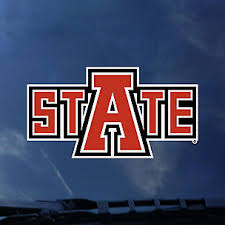 Arkansas State University License Plate Frames Car Decals And Stickers