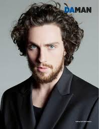 Aaron Taylor-Johnson Covers Da Man, Talks 'Avengers: Age of Ultron ...