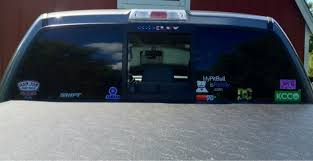 Show Me Your Rear Window Decals Stickers Page 13 Ford F150 Forum Community Of Ford Truck Fans