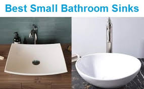 top 15 best small bathroom sinks in 2020