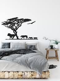 Lion Family Wall Decal Lion Lioness And Lion Cubs Wall Etsy Family Wall Decals Nursery Wall Decals Wall Decor Bedroom