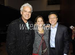 Bill Borden Melinda Gray and Chui Tsang attend the Judy Collins... |  WireImage | 125470553