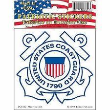 Original Items Collectibles Coast Guard Uscg Mascot Bear Window Car Decal Sticker Collectibles Original Items