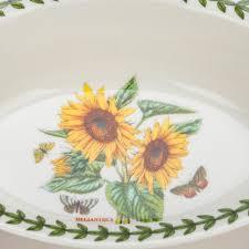 botanic garden oval pie dish 20cm
