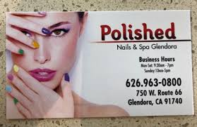 polished nails spa 750 w route 66