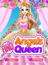 angels and queen fairy makeup salon