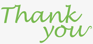 Thank You Clipart - Big Thank You For Your Support - Free Transparent PNG  Download - PNGkey