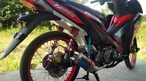 modifikasi motor honda blade you