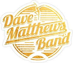 Amazon Com Dave Matthews Band Sticker