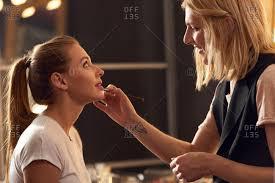 androgynous makeup stock photos offset