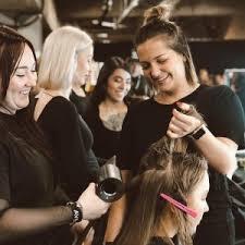 hair nail makeup salon services