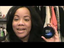 makeup forever pro finish powder