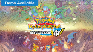 Pokémon Mystery Dungeon: Rescue Team DX for Nintendo Switch ...