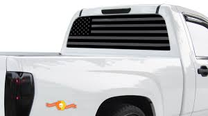 Product American Flag Banner For 94 04 Chevy S10 Decals Vinyl Sticker Wrap Sonoma V8