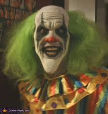 scary clown makeup ideas 2020 ideas