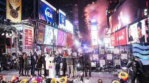 Eve Times Square Ball Drop Live ...