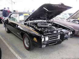 1969 pontiac gto judge convertible ram
