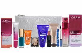10pc loreal skin perfection makeup