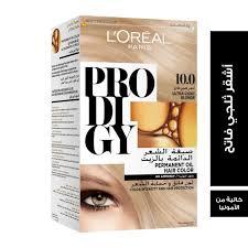 l prodigy hair dye porcelain
