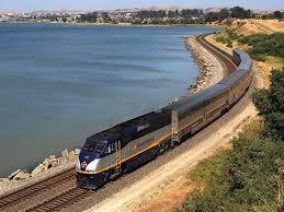 train in the san francisco bay area