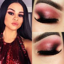 selena gomez eye makeup e and get it
