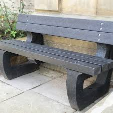 Maintenance Free Outdoor Furniture Made From Recycled Waste Plastic