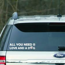 All You Need Is Love And Guinea Pig Vinyl Decal Sticker Cavy Car Window Sign For Sale Online Ebay