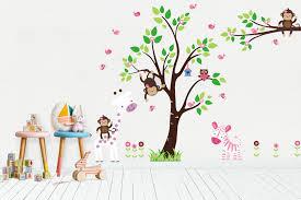 Baby Girl Wall Decal Baby Girl Nursery Wall Decal Girls Room Mural Nurserydecals4you
