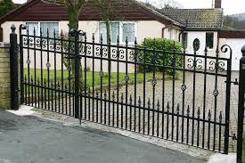 How To Choose High Quality Wrought Iron Fence Designs You Fine Sculpture