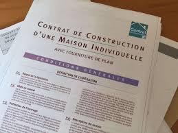ccmi le contrat de construction de