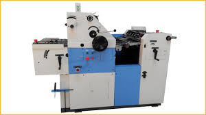 offset printing machine 1 color digital