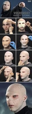 harry potter voldemort makeup tutorial