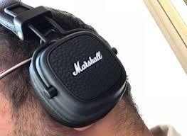 Test Marshall Major III Bluetooth : notre avis - CNET France