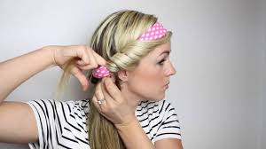 how to curl your hair without any heat
