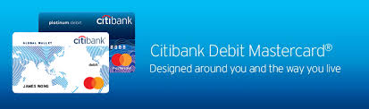 citibank debit card the only atm card