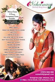 nehanaa bridal and beauty services