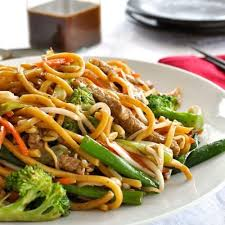 chinese stir fry noodles build your