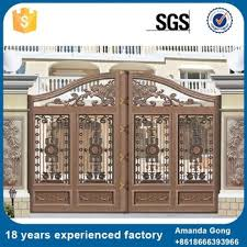 Environmental Friendly Modern Stainless Steel Gates And Fences Design Buy Modern Stainless Steel Gates Modern Steel Gates And Fences Modern Gates And Fences Design Product On Alibaba Com