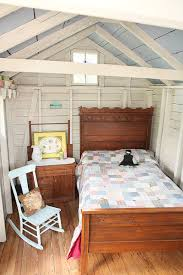 converting your shed into a guest house