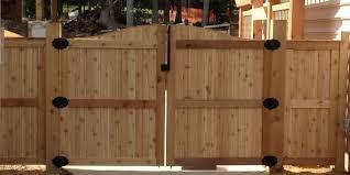 Wood Fence Gates Fence Ideas