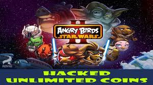 How to Cheats - Angry Birds Star Wars II [Unlimited Coins] - YouTube