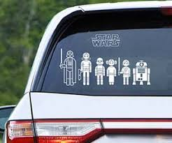 Ghostbusters Family Car Stickers