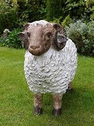 lifesize ram ornamental statue figurine