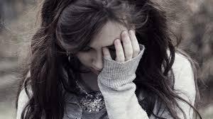 حزين بنات بوستات الفتيات اليائسات صور حزينه