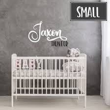 Levinyl Shared A New Photo On Etsy Name Wall Stickers Nursery Wall Stickers Custom Vinyl Decal