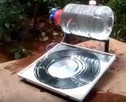 how to build a solar water heater escoo