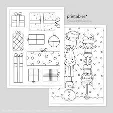 Sinterklaas Printable Knutsels