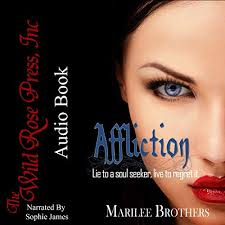 Amazon.com: Affliction: The Soul Seekers Series (Audible Audio Edition):  Marilee Brothers, Sophie James, The Wild Rose Press: Audible Audiobooks