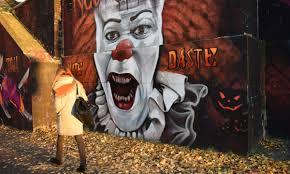 creepy clown makeup ideas for